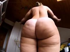 Amateur Couple Webcam Ass Sliding Into That Big Ass