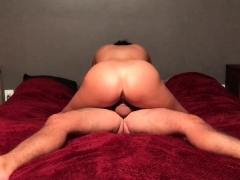chunky-bitch-rides-for-cum-cowgirl-girl-on-top