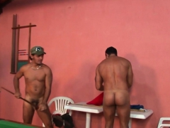 Stud Drilling Twinks Tight Ass Doggystyle