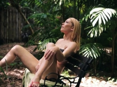 Girl Tape Bondage Raylin Ann Is A Sexy, Super Hot Blonde