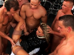 Playgirl Fucked With A Big Fake Penis