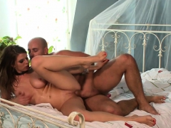 incredible-brunette-gets-oiled-before-the-fucking