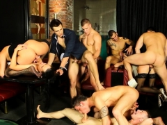 Lewd Homosexual Chaps In Scenes Of Fleshly Anal Fucking Porn