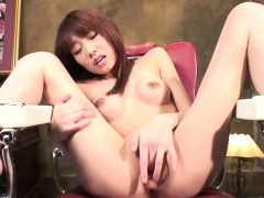 long legged raven-haired babe finge – more at javhd.net
