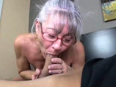 Moms Love For Young Cocks Makes His Day