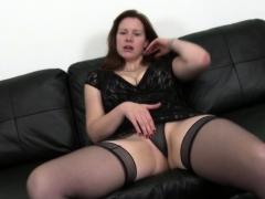 Big breasted mom Carol Wings fucking and sucking