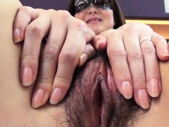 cute-hairy-pussy-asian-girl-masturbation