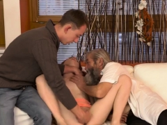 old penis xxx unexpected practice with an older gentleman