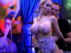 Chessie Kay Piss Covered Massive Tits - 666bukkake
