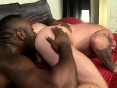 Big Dick Gay Hardcore Anal Sex With Cumshot