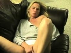 Solo MILF Masturbation