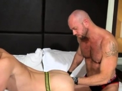 Ass Fist Boy Gay Dakota Wolfe Is Bent Over And