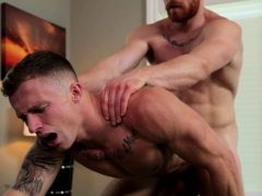 Sixpack Jock Doggystyle Fucked On All Fours