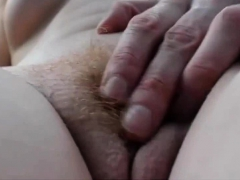 Sexy Bubble Butt Cheeks Anus Pussy Close Up