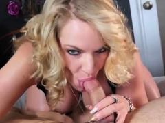 Rachael Cavalli Sucking Cock