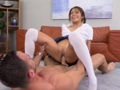 Asian Scout Stepdaughter