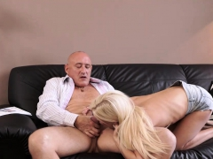 Daddy4k. Mature Guy Embarks Spontaneous Sex With Winsome…