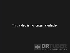Small Breasts Brunette Tranny Jerks Off Her Huge Cock