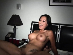 Asian Sweetie Has Fun With A Dick