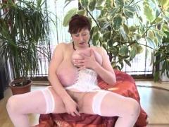 Big Tits Mature Sex And Cumshot