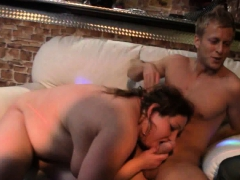 Big Tits Plumper Gets Fisted After Hot Sex At Bbw Party