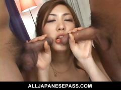 Sexy Babe Gets Fingered, Frenched And Fucked
