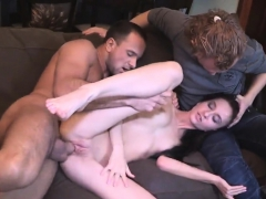 Poor Bf Lets Kinky Friend To Pound His Girlfriend For Dollar | Porn Bios