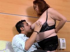 Sexo con mujeres grandes con enormes pechos