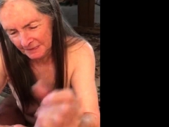 Grandma's Handgun Compilation