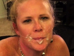 Amateur Blonde Virtual Pov Blowjob