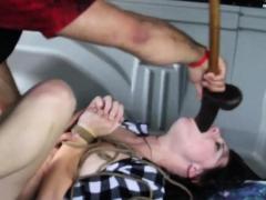 Russian teen brutal dp Helpless teen Kaisey Dean was on