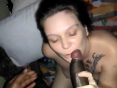chewing-on-a-big-black-cock