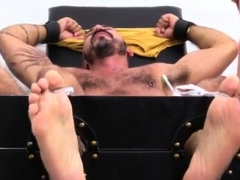 Young Gay Twinks Feet Alessio Revenge Tickled