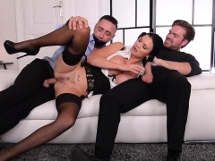 Jasmine Wants Two Cocks At Once
