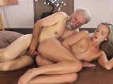 Old man fucks young slut and two Sexual geography