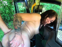fake taxi dirty driver loves poking and licking