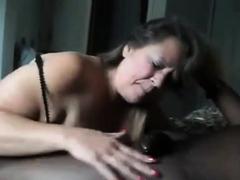 Granny Sucking Black Cock Porn Video