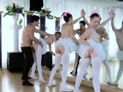 Orgy Ballerinas