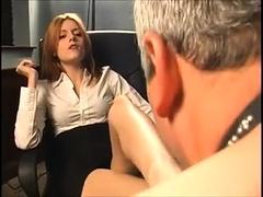 femdom fetish strap porno