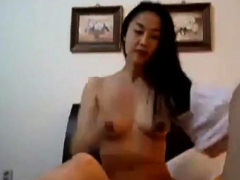 sexy chinese woman cowgirl style