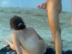 threesomes at sea