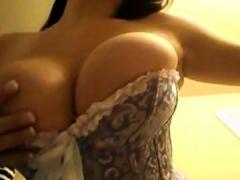 Big Tits Milf Corset Porn Video