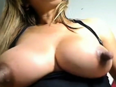 webcam massive lactating nips