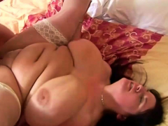 big nurse with massive tits takes it up the bumhole