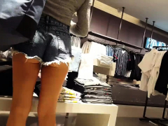 Hot Public Upskirt Video