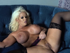 alura and her busty lesbian friend dolly get naughty