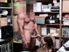 kitty carrera is bent over horny officer