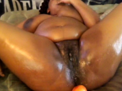 Destroyed Black Ass - negrofloripa