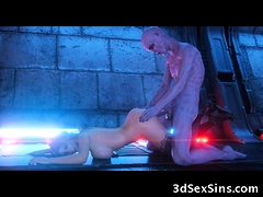 3d-sexy-scientist-ruined-by-creature