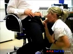 Hot Blonde Secretary In Boots Fucked | Porn Bios